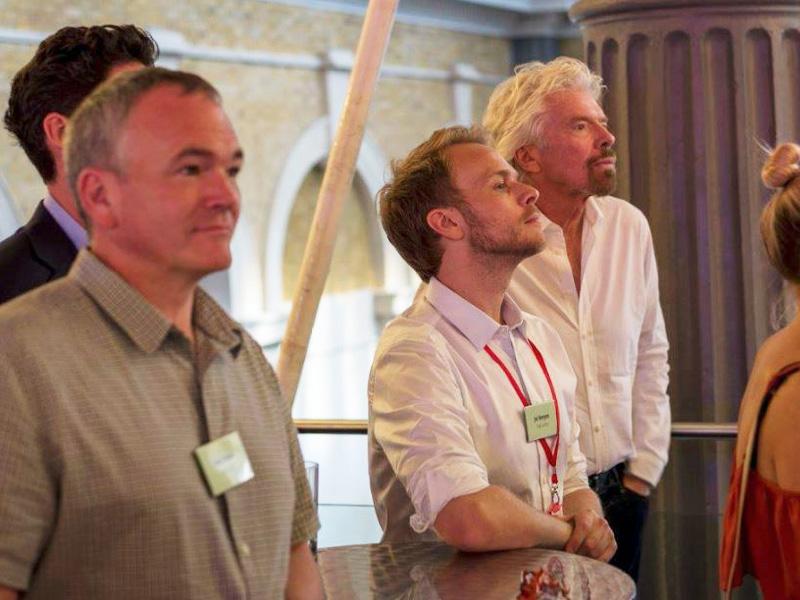 Virgin StartUp event